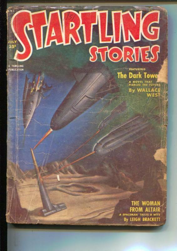 Startling Stories-Pulp-7/1951-Leigh Brackett-Carter Sprague