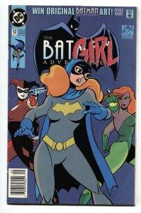 Batman Adventures #12 1ST Appearance of HARLEY QUINN - Newsstand