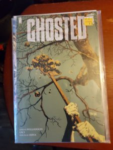 Ghosted #17 (2015)