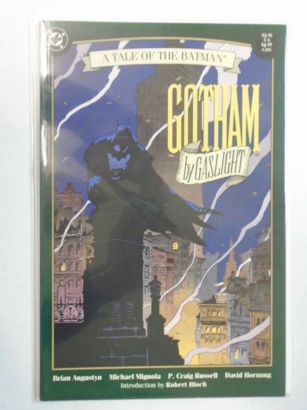 Batman Gotham by Gaslight GN (1989) 6.0/FN