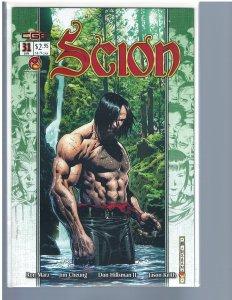 Scion #31 (2003) NM