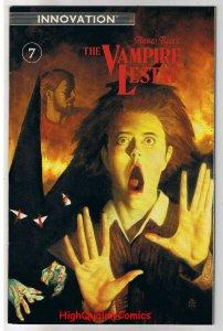VAMPIRE LESTAT #7, NM-, Anne Rice, Innovation, Horror, 1st, more indies in store