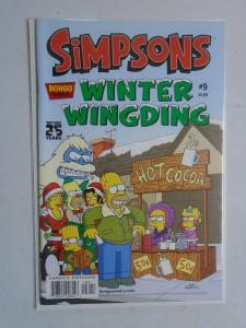 Simpsons Winter Wingding #8, NM (2013)