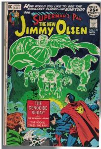 JIMMY OLSEN 143 VG-F Nov. 1971