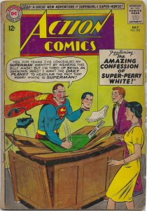 Action Comics #302 7/63, #348, 3/67, & #350, May 1967