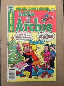 The Adventures of Little Archie #163 (1981)