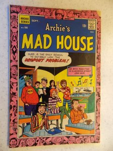 ARCHIE'S MAD HOUSE # 56 ARCHIE JUGHEAD VERONICA BETTY RIVERDALE