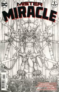 Mister Miracle (4th Series) #1 (4th) VF/NM; DC | save on shipping - details insi