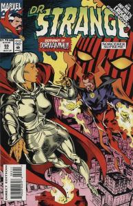 Doctor Strange: Sorcerer Supreme #55 VF/NM; Marvel | save on shipping - details