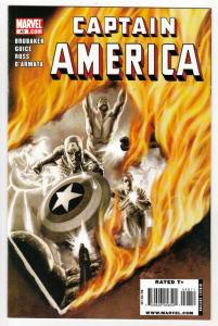 Captain America #48 (May-09) NM+ Super-High-Grade Captain America aka Bucky B...