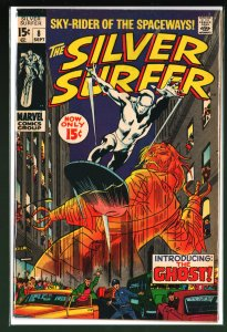 The Silver Surfer #8 (1969)