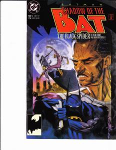 Batman: Shadow of the Bat #5