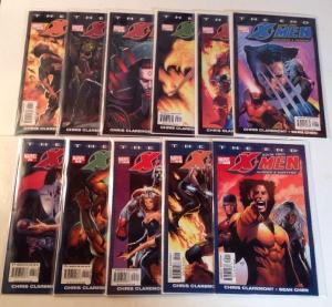 The End X-men Book 1 1-6 Book 2 1-3 5-6 VF/NM Lot Set Run