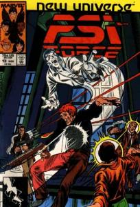 PSI-Force #13, VF+ (Stock photo)