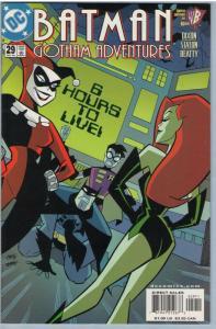Batman Gotham Adventures 29 Oct 2000 NM- (9.2)