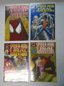 Spider-Man The Final Adventure set #1-4 8.0 VF (1995)