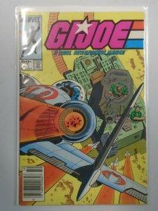 GI Joe #28 News Stand Edition 4.0 VG (1984)
