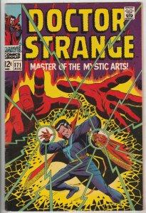 Doctor Strange #171 (Aug-68) VF/NM High-Grade Dr. Strange