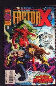 Factor X #2 (1995)