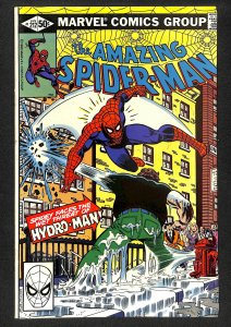 The Amazing Spider-Man #212 (1981)