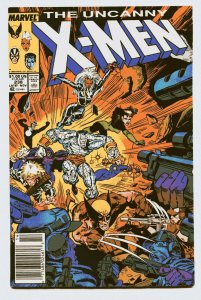 Uncanny X-Men 238 VF- 7.5 Marvel 1988 Uncertified FREE SHIP