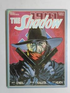 Shadow 1941 HC (Marvel) Hitler's Astrologer #1-1st Print, 4.0 (1988)
