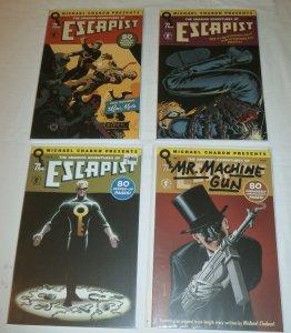 Michael Chabon Presents the Amazing Adventures of the Escapist #3-5,7 (set of 7)