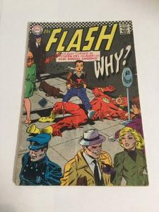 Flash 171 Gd/Vg Good/Very Good 3.0 Silver Age