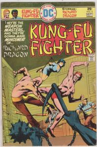 Richard Dragon Kung-Fu Fighter #3
