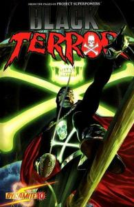 Black Terror (2008 series) #10, NM- (Stock photo)