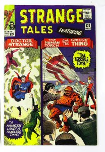 Strange Tales (1951 series) #133, VF- (Actual scan)