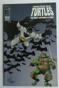 Teenage Mutant Ninja Turtles #9 FN/VF Image Comics 1997 1st Print TMNT