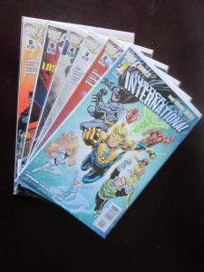 Justice League International (2011) #1-6 - 9.0 - 2011