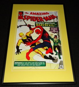 Amazing Spider-Man #16 Framed 12x18 Cover Photo Poster Display Official Repro