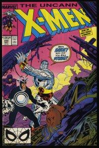X-Men #248 NM 9.4 1st Jim Lee Art on X-Men! Marvel Comics