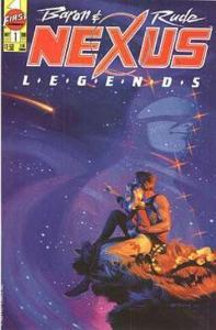 NEXUS LEGENDS (1989-1991 FIRST) 1-23 classic indie hero