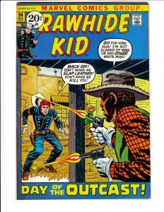 Rawhide Kid #94 (Dec-71) FN- Mid-Grade Rawhide Kid