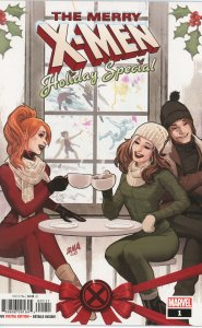 X-Men Holiday Special 1   9.0 (our highest grade)