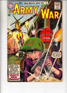 Our Army at War #142 (May-64) VG+ Affordable-Grade Easy Company, Sgt. Rock