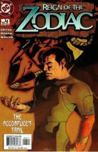 Reign of the Zodiac #4, NM + (Stock photo)