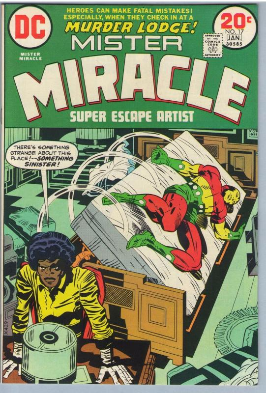 Mr. Miracle 17 Jan 1974 VF-NM (9.0)