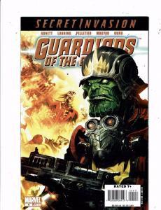 Guardians Of The Galaxy # 4 NM 1st Print Marvel Comic Book Star-Lord Rocket BF4