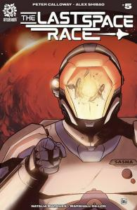 LAST SPACE RACE (2018 AFTERSHOCK COMICS) #5 PRESALE-07/31