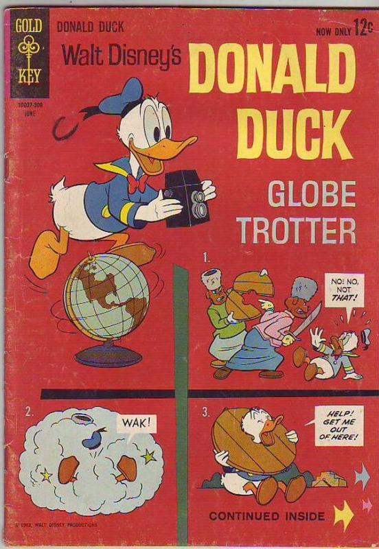 Donald Duck #88 (Jun-63) FN Mid-Grade Donald Duck