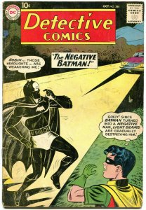 DETECTIVE COMICS #284, VG-, Bob Kane, Caped Crusader, 1937 1960, more in store