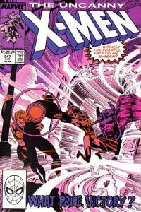 Uncanny X-Men (1981 series) #247, NM- (Stock photo)