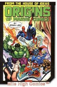 ORIGINS OF MARVEL COMICS TPB (1997 Series) #1 Near Mint