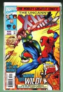 The Uncanny X-Men #346 (1997)