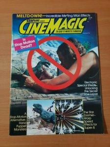 Starlog Presents CineMAGIC Magazine #26 ~ NEAR MINT NM ~ June 1984