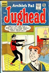 Archie's Pal Jughead #119 1965-MLJ-Betty-Veronica-P